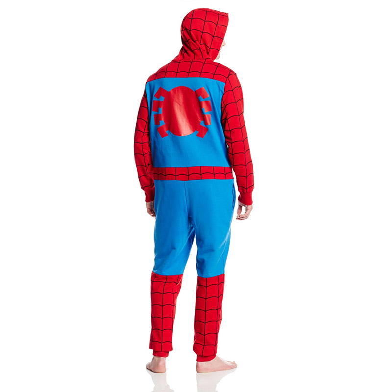 Spider-Man Red And Blue Costume Jump Suit
