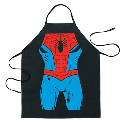 Marvel Spiderman Cooking Apron