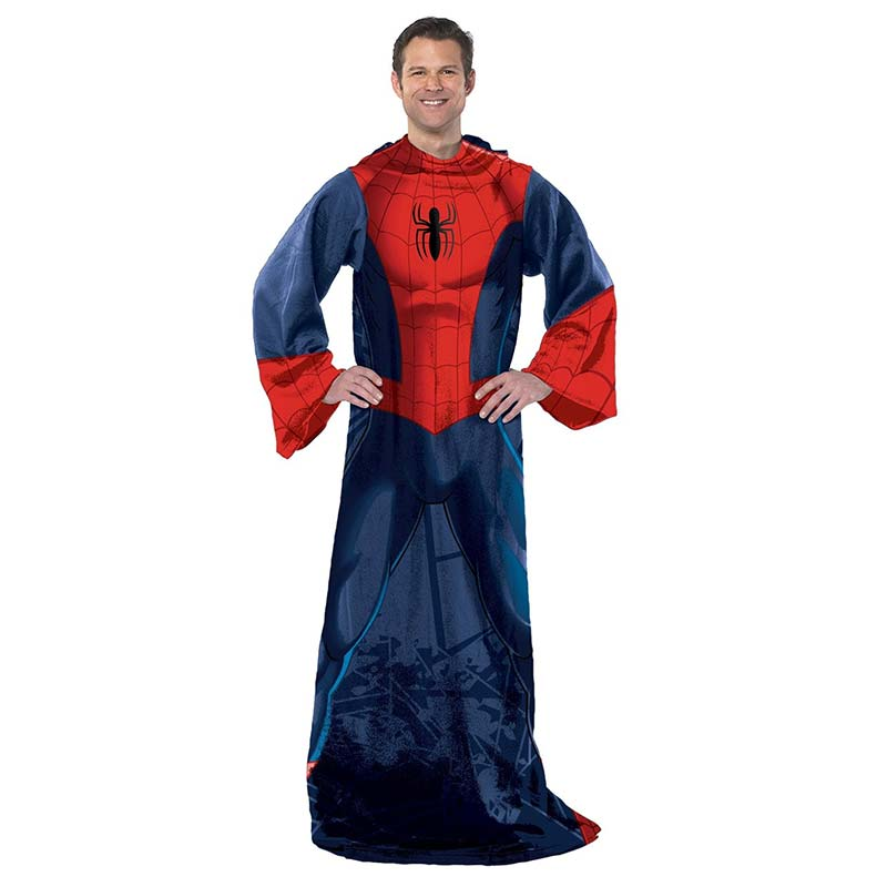 Spiderman Adult Snuggie