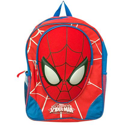 Spiderman Mask Backpack
