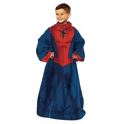 Spiderman Youth Snuggie