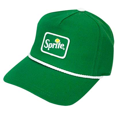 Sprite Logo Rope Men's Green Hat