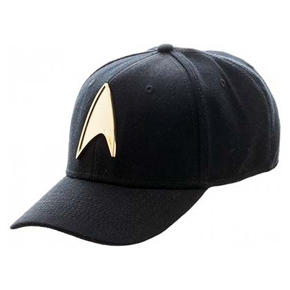 Star Trek Black Emblem Hat