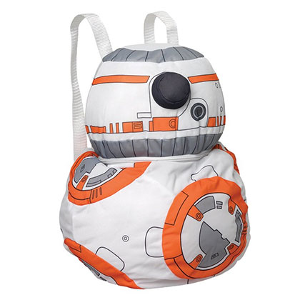 Star Wars White BB-8 Backpack Buddy