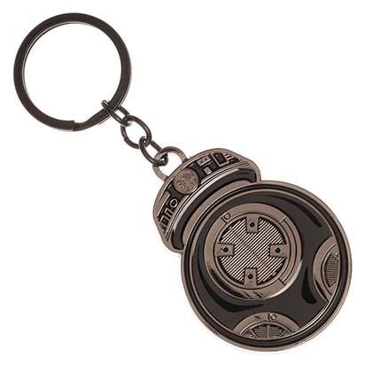 Star Wars Metal BB 9E Episode 8 Keychain