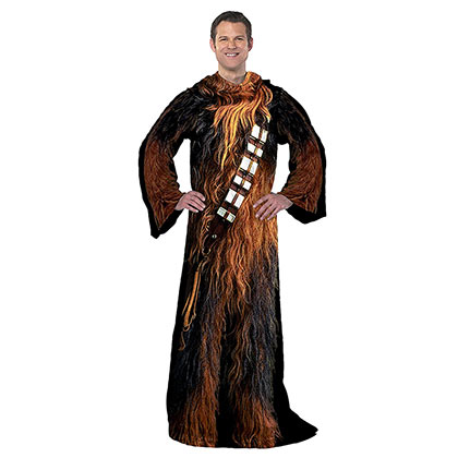 Star Wars Being Chewbacca Adult Snuggie
