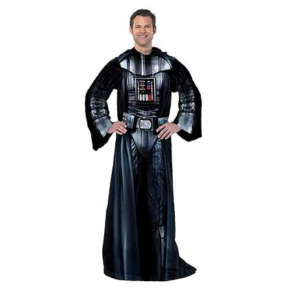 Star Wars Being Darth Vader Adult Snuggie