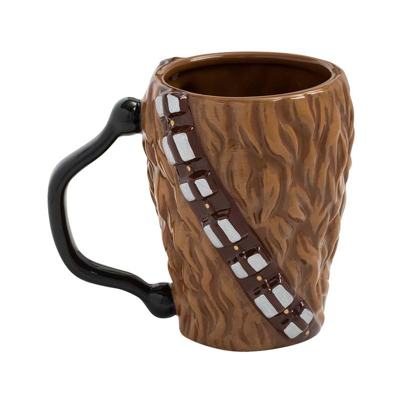 Star Wars Chewy Molded Mug