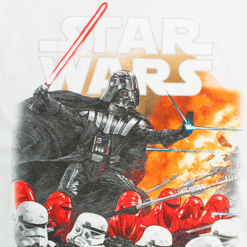 Star Wars Men's Darth Vader Army Tee Shirt