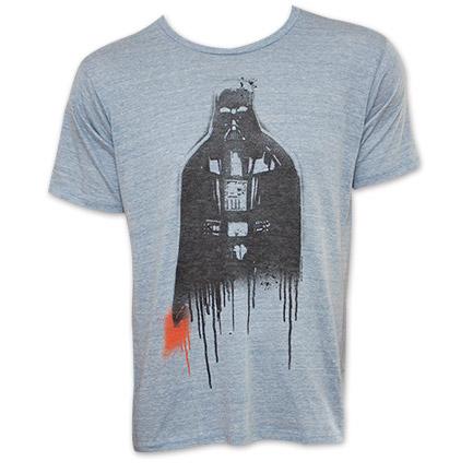 Star Wars Junk Food Darth Vader Drip TShirt