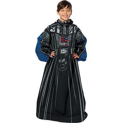 Star Wars Being Darth Vader Youth Snuggie