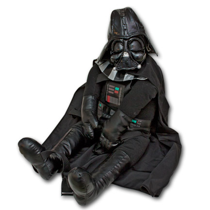 Star Wars Darth Vader Plush Backpack