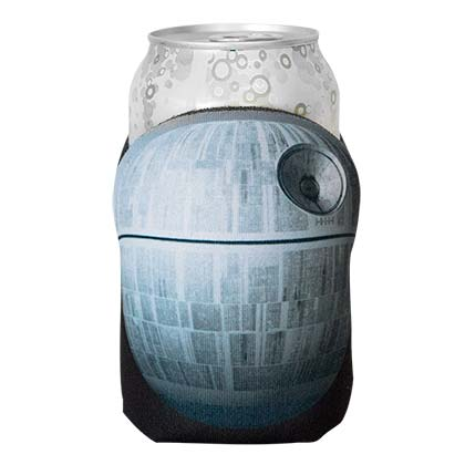 Star Wars Death Star Beer Can Insulator