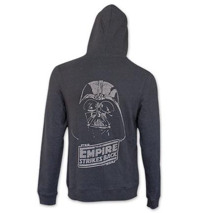 The Empire Strikes Back Men's Junk Food Brand Star Wars Hoodie