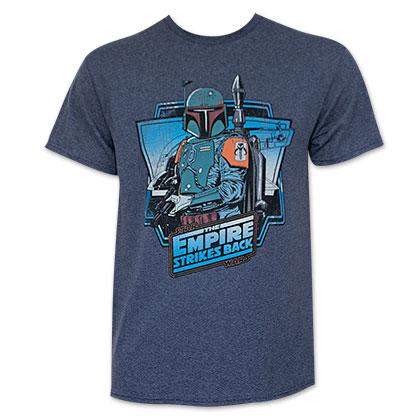 Star Wars The Empire Strikes Back Boba Fett Tee Shirt