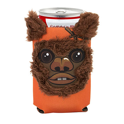 Star Wars Beer Can Furry Ewok Cooler