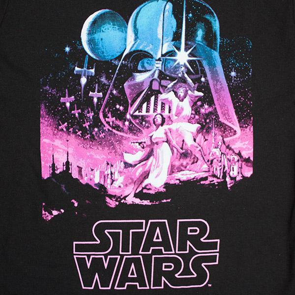 547f247f Star Wars Empire Strikes Back Women's Shirt   SuperheroDen.com