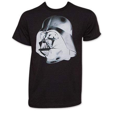 Star Wars Black Darth Vader Imperial Inversion TShirt