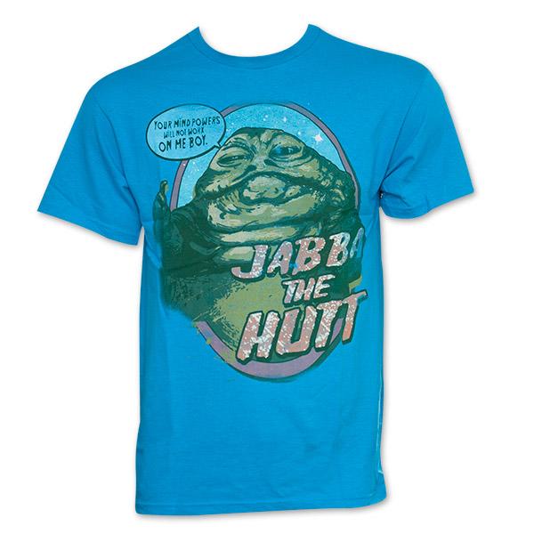 Jabba The Hutt No Mind Games T-Shirt
