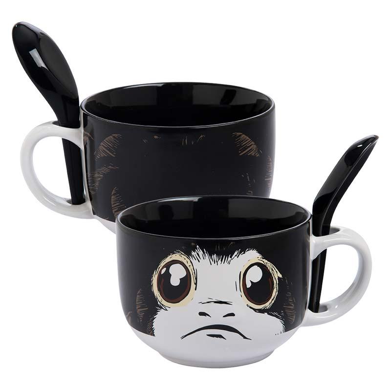 Star Wars Porg 20 Oz Soup Mug
