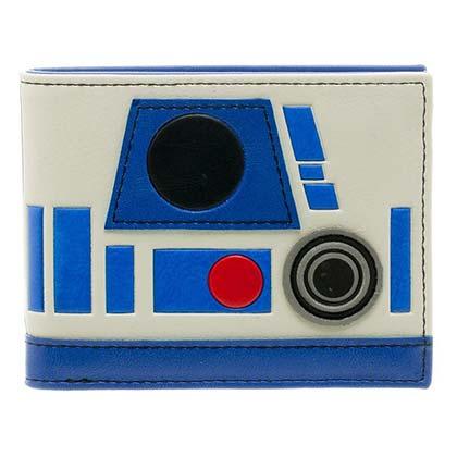 Star Wars R2D2 Helmet Bifold Wallet