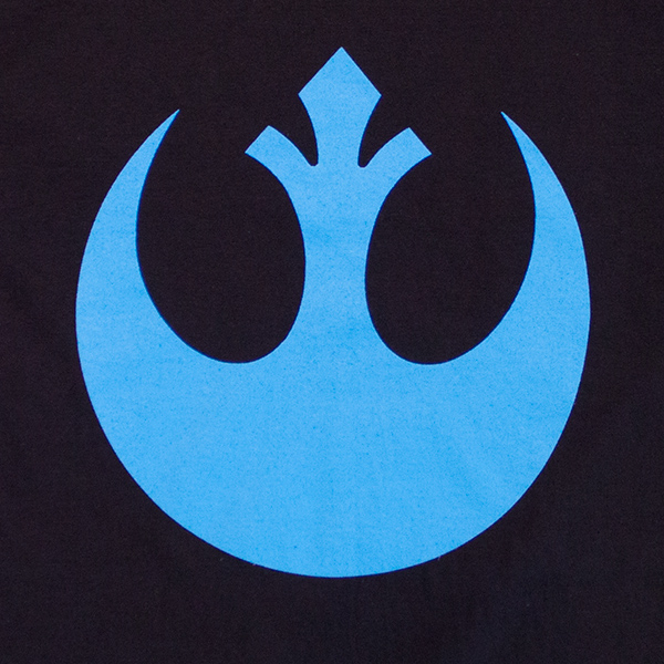 star wars blue rebel patch tank top tvmoviedepotcom
