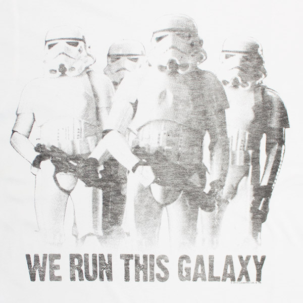 Star Wars Stormtroopers Run This Galaxy Shirt
