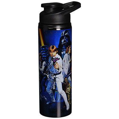 Star Wars Original Movie Stainless Steel 25oz Water Bottle