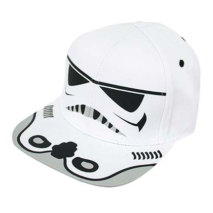 Star Wars White Stormtrooper Hat