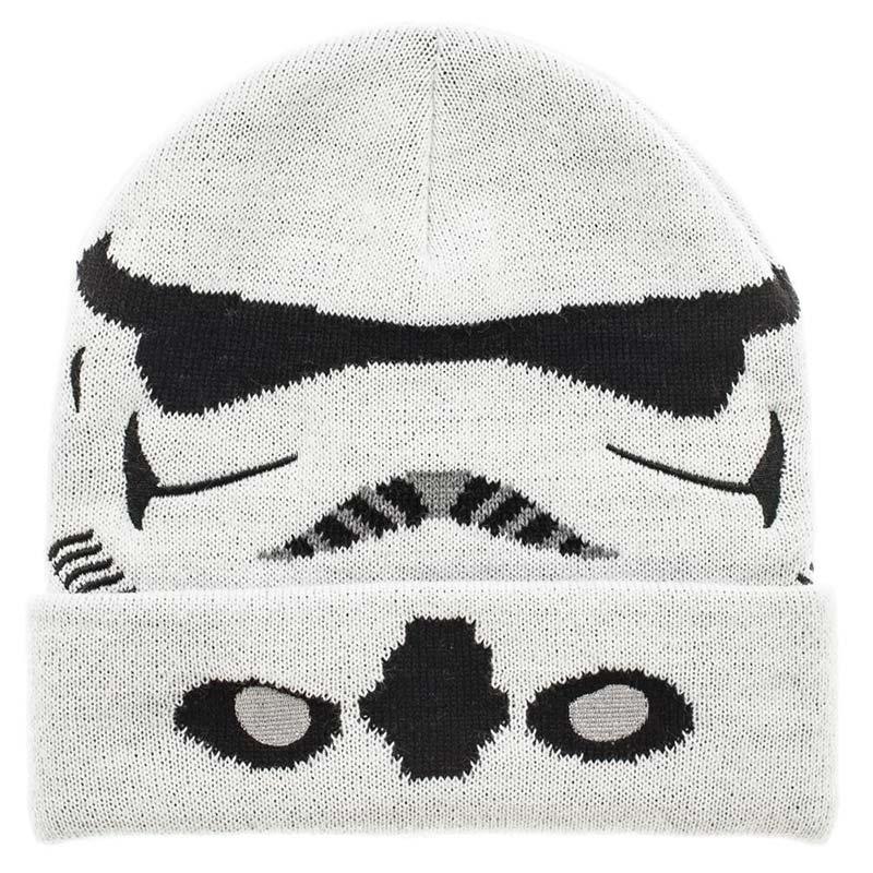 2347385e394 Star Wars Stormtrooper Winter Mask Beanie