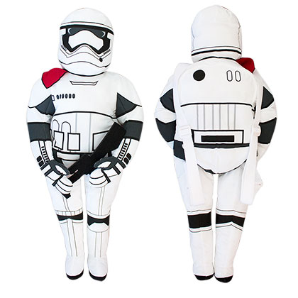 Star Wars White Stormtrooper Backpack Buddy