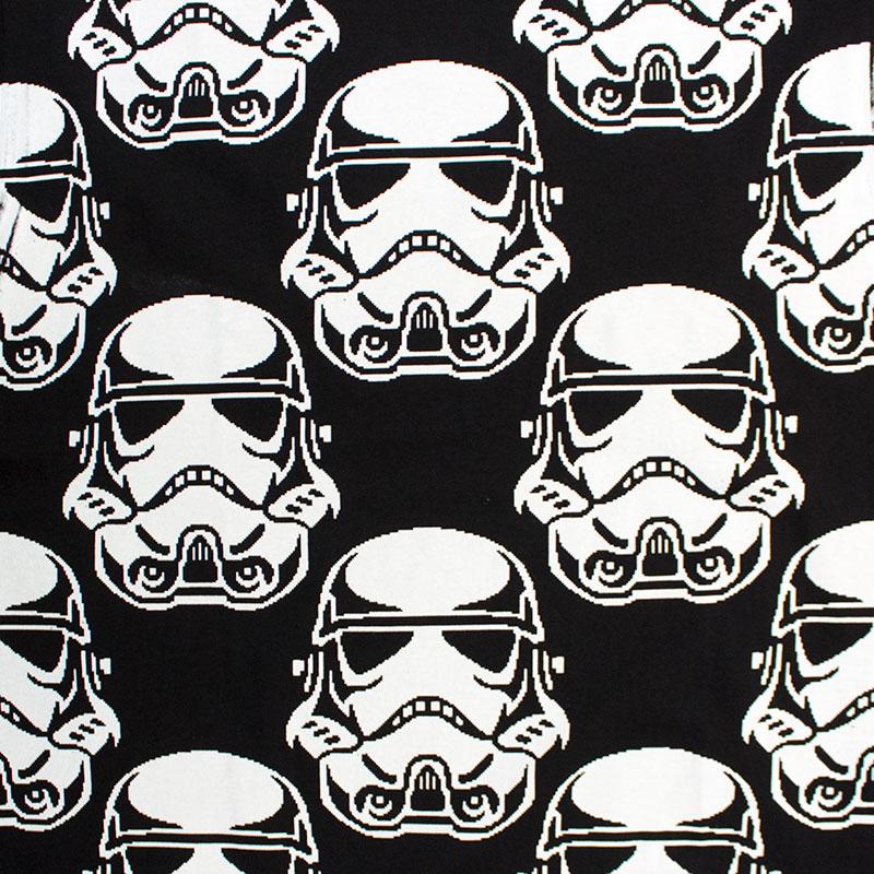 Star Wars Men's Glow In The Dark Stormtrooper Tee Shirt