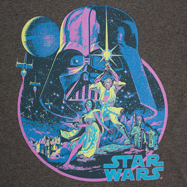 Star Wars Acid Dawn Neon T-Shirt