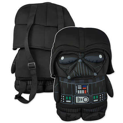Star Wars Darth Vader Plush Backpack Buddy