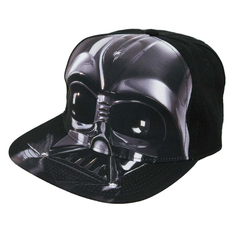 Star Wars Black Darth Vader Mask Hat