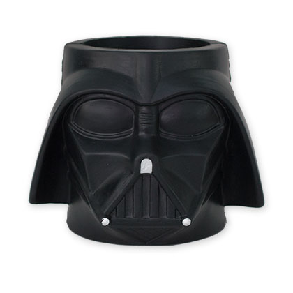 Star Wars Molded Darth Vader Can Cooler