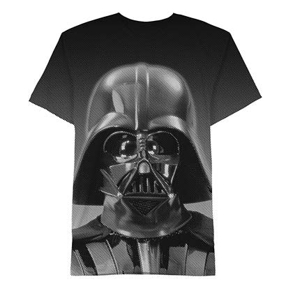 Star Wars Darth Vader Graphic Tee Shirt