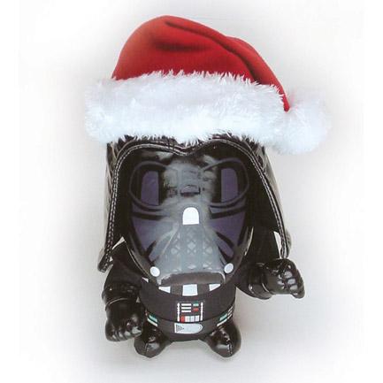 Star Wars Darth Vader Christmas Plush