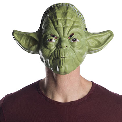 Star Wars Yoda Vacuform Mask
