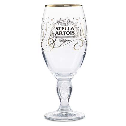 Stella Artois Holiday Chalice