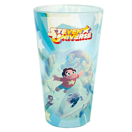 Steven Universe Flying Pint Glass