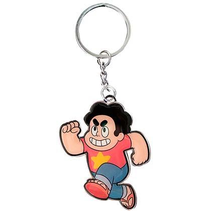 Steven Universe Rubber Run Keychain