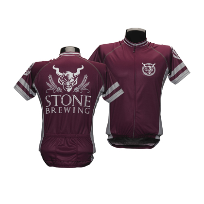 Stone Brewing 4.1 Cycling Jersey