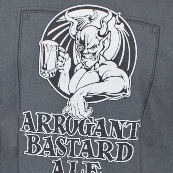 Arrogant Bastard Classic Devil w/Mug Tee