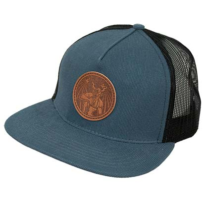 Stone Brewing Co. Blue Corduroy Mesh Trucker Hat