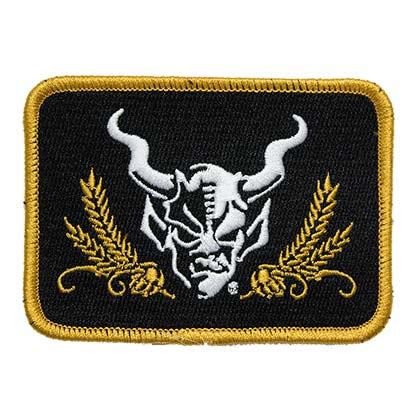 Stone Brewing Co. Iron On Patch