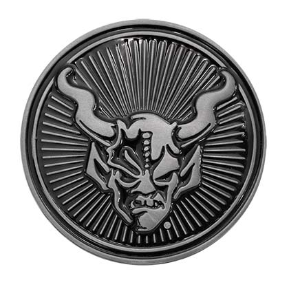 Stone Brewing Co. Round Belt Buckle