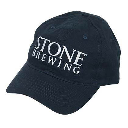 Stone Brewing Co. Navy Blue Hat