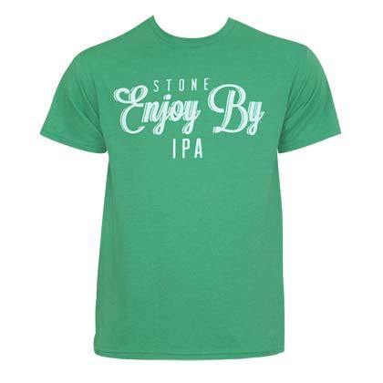 Stone Enjoy By IPA Tee Shirt