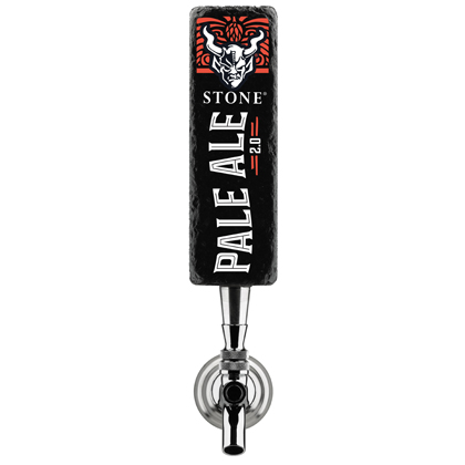 Stone Brewing Pale Ale 2.0 Tap Handle